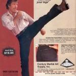 Chuck Norris : Le Jean qui vous donnera son Pouvoir (Image Insolite)