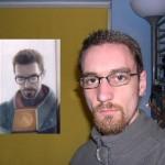 Gordon Freeman de Half Life en Vrai