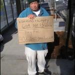 Mendiant sur Paypal (Photo Insolite)