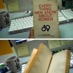 Tout ce que les Hommes savent des Femmes [Photo Best Seller]