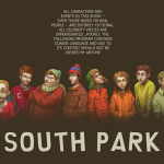 South Park en Vrai [Photo Insolite Twitter]