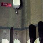 WC pour Spiderman
