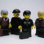 Lego Du Groupe U2 [Photo Insolite]